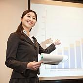 株主総会・プレゼンテーション用パワーポイント音声挿入制作